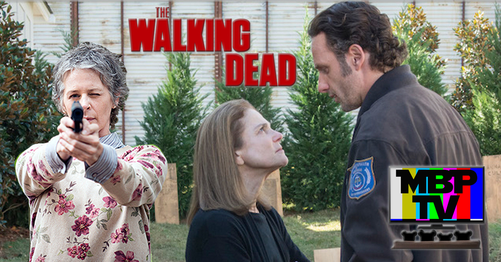 MBP TV e36 - 'The Walking Dead' Season 5 Finale       (4/03/15)    On this week's MBP TV, the bears breakdown the season 5 finale of 'The Walking Dead.' Was it amazing or awful? The guys weigh in before getting into their weekly plugs. Click through to view!