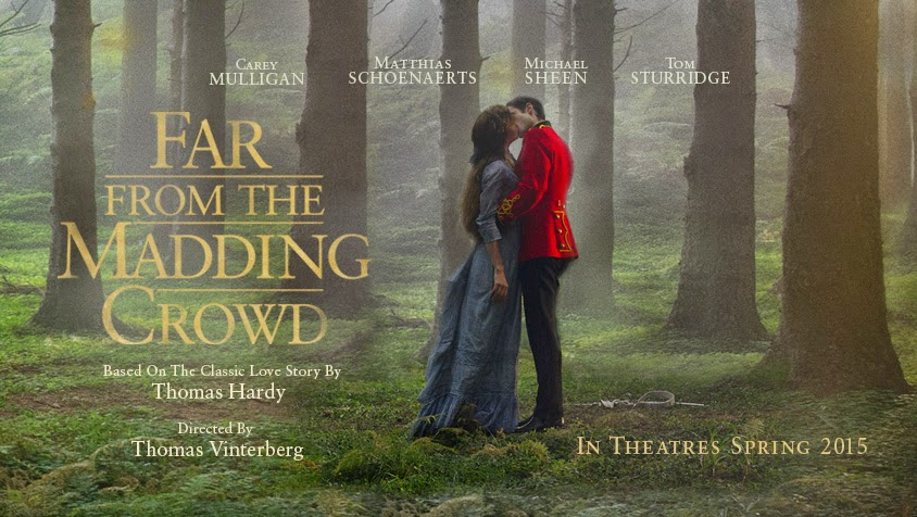 'Far From the Madding Crowd' Film Review  by Will Lindus (5/8/15)