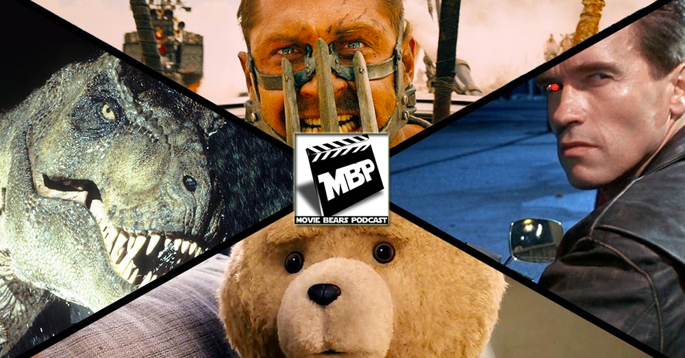 MBP e129 - Summer Blockbuster Preview (5/13/15)    This week the bears preview this summer's upcoming blockbuster releases! Find out which films we're most excited for and then chime in with your own! Click through to view!