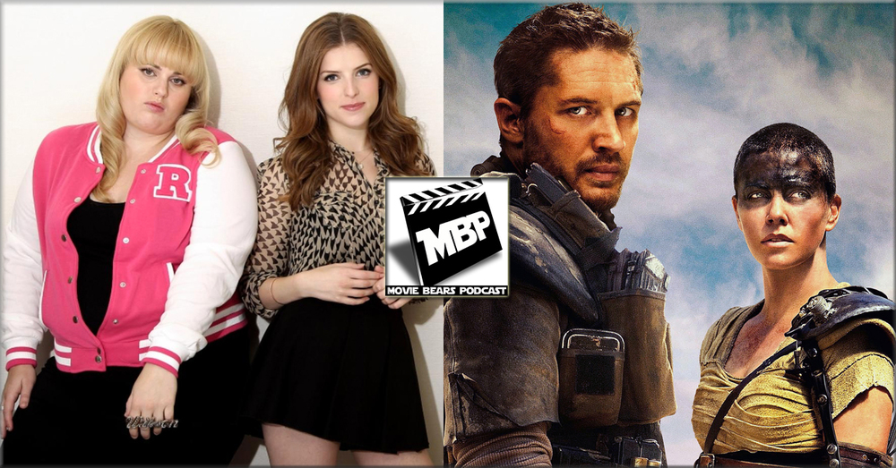 MBP e130 - 'Pitch Perfect 2' vs. 'Mad Max: Fury Road' (5/20/15)    It's a battle of the bad asses this week as the Barden Bellas square off against Mad Max and Imperator Furiosa! Who comes out on top? Click through to find out!