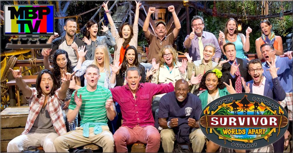 MBP TV e40 - 'Survivor' Finale and Season 31 Preview (5/24/15)    On a special BONUS episode of MBP TV, the bears discuss the finale of 'Survivor: Worlds Apart' and look ahead to Season 31. Enjoy the show! Click through to view!