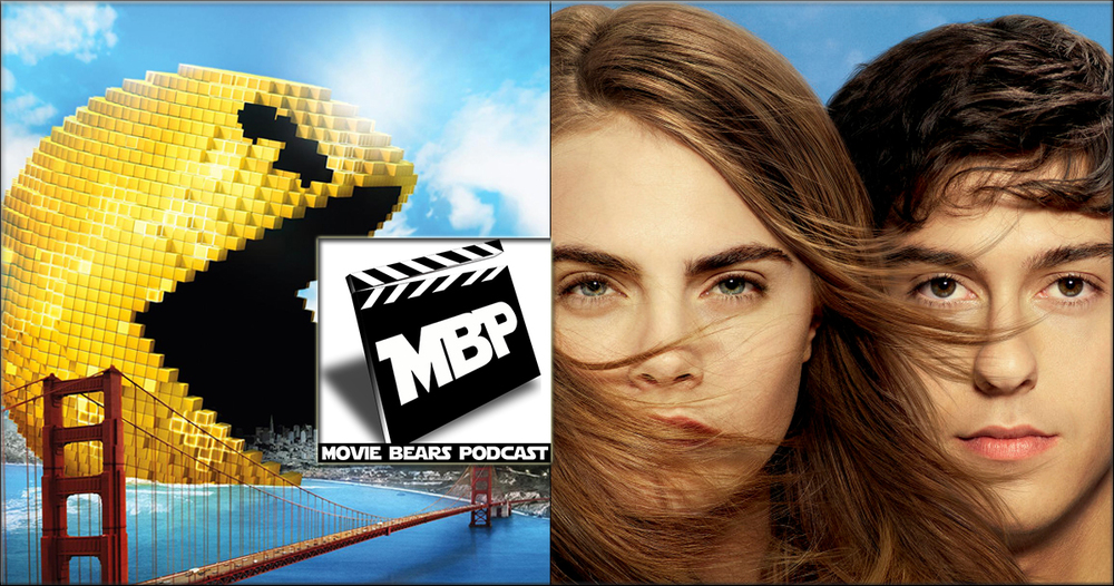 MBP e140 - 'Pixels' and 'Paper Towns' (8/4/15)    This week the guys are joined by special guest Michael Denniston of the 'War Machine vs. War Horse' podcast to review both 'Pixels' and 'Paper Towns.' Are these films worth your time and money? Check out our thoughts! Click through to view.
