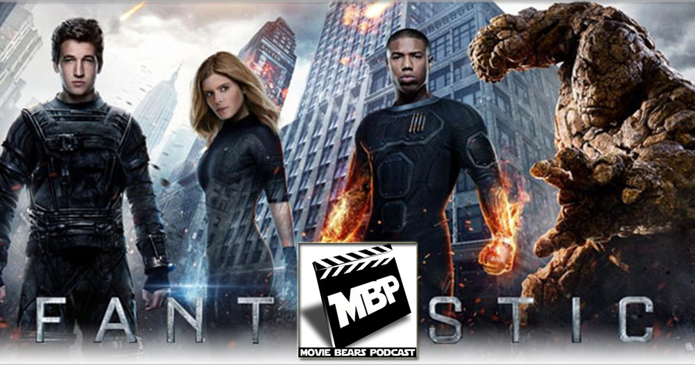 MBP e142 - 'Fantastic Four' (8/18/15)    The Fantastic Four are back! But are they so fantastic? Tune in to find out our thoughts! We're joined this week by special guests Matt Brossard and Steve Mowry of the Comic Book Bears Podcast! Click through to view.