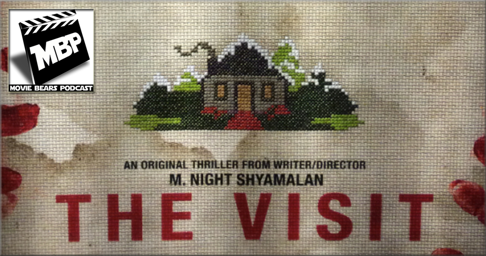 MBP e147 - 'The Visit' (9/22/15)    On this week's episode, we discuss 'The Visit,' the newest feature from director M. Night Shyamalan. Has M. Night returned to stature or fallen farther from grace? We tackle that question and more! Click through to view.