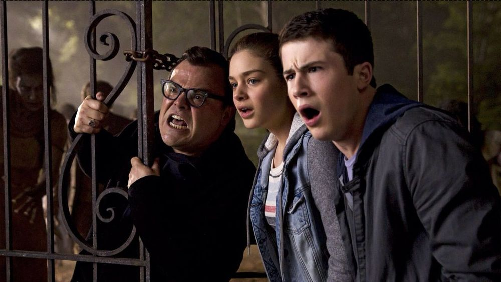 Goosebumps: Night of the Living Film Review  by Will Lindus (10/16/15)
