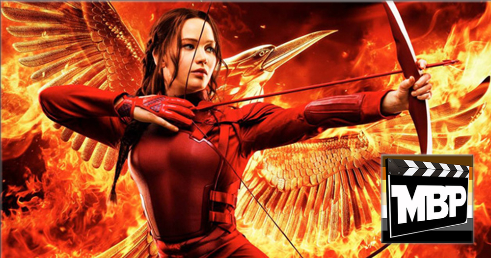 MBP e157 - 'The Hunger Games: Mockingjay Part 2' (11/25/15)    On this week's episode, we discuss the final installment of 'The Hunger Games' franchise, 'Mockingjay Part 2.' Is this one worth your time? Click through to find out our thoughts!