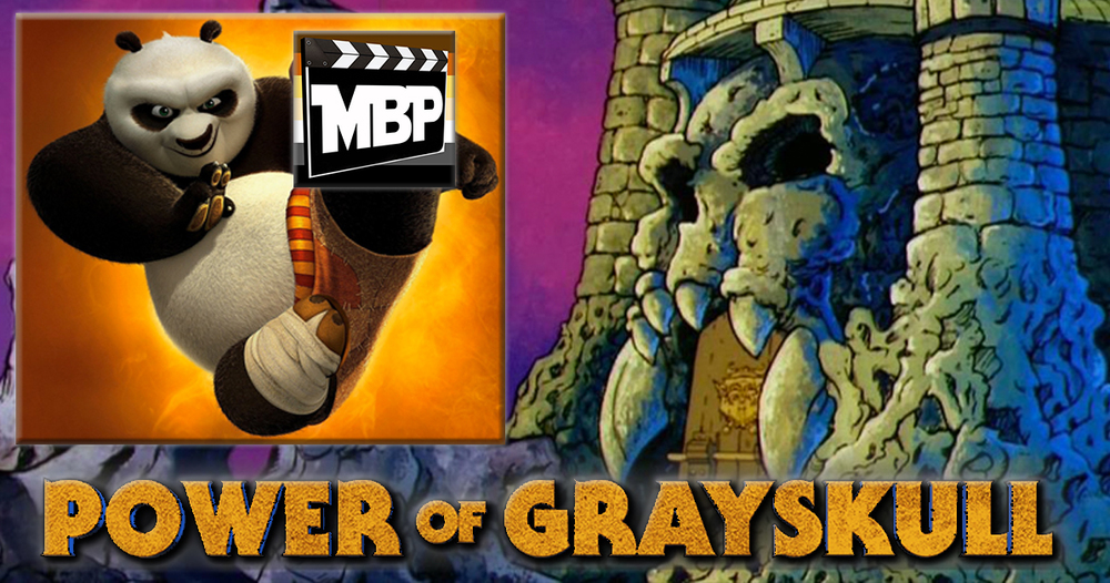 MBP e167 - 'Kung Fu Panda 3' and 'Power of Grayskull' (2/3/16)    This week the guys are joined by special guests Robert McCallum and Randall Lobb from the upcoming Kickstarter-funded 'Power of Grayskull.' Find out how your dough can make this documentary a reality! The bears also review 'Kung Fu Panda 3.' Click through to listen!