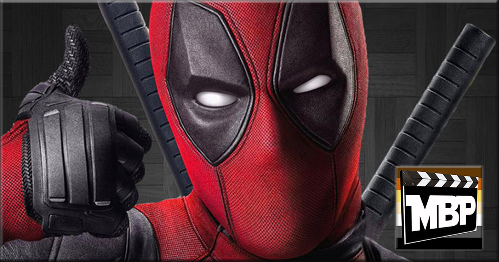 MBP e169 - 'Deadpool' (2/19/16)    This week the guys are joined by special guests Felipe Garcia from the Reel Comics Podcast to review 'Deadpool!' Click through to listen!