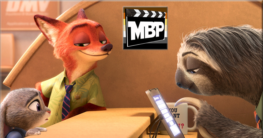MBP e173 - 'Zootopia' (3/9/16)    On this week's episode, we review 'ZOOTOPIA', the new Disney Animation Studios movie that has ALL the furries' dander up. In addition, we bust out some interesting bits of movie news that have surfaced this week. Click through to listen!