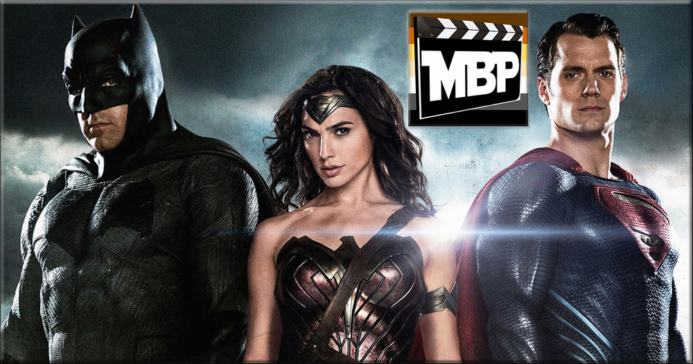 MBP e176 - 'Batman v Superman' (3/31/16)    On this week's episode, the MBP guys are joined by our friends Bill Zanowitz and Steve Mowry from the Comic Book Bears Podcast for a special discussion of this year's first blockbuster/tentpole movie, 'Batman v Superman: Dawn of Justice'. Hear what we all have to say about this highly talked-about movie from director Zack Snyder. Click through to listen!