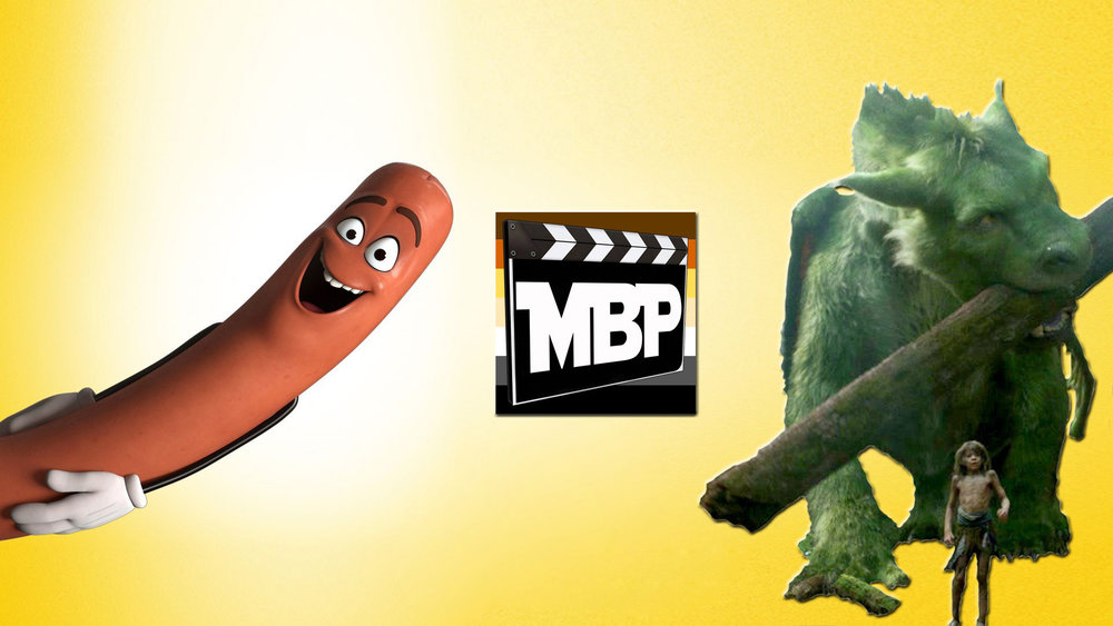MBP e196 - 'Sausage Party' and 'Pete's Dragon' (8/26/16)    A very adult-themed animated feature ('Sausage Party') and a magical remake of a childhood classic ('Pete's Dragon'). These movies couldn't be any more different. So which should you see? Tune in to find out! Click through to listen.