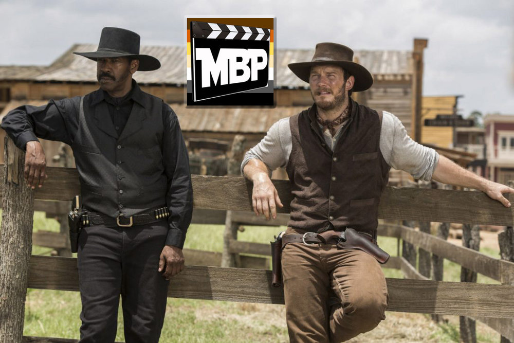 MBP e201 - 'The Magnificent Seven' (9/30/16)    Is the remake of 'The Magnificent Seven' the cowboy on a white horse we've been waiting for? Or should it be drawn and quartered? Tune in to find out! Click through to listen.