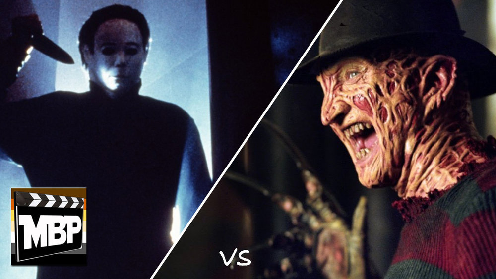 MBP e205 - 'Halloween' and 'A Nightmare on Elm Street' (11/4/16)    Our bellies full of candy and decked out in fun / scary costumes, the Movie Bears take a look back at classic horror films 'Halloween' and 'A Nightmare on Elm Street.' As part of the discussion, we debate who would win in a fight: Michael Myers or Freddy Krueger? Tune in to find out! Click through to listen.