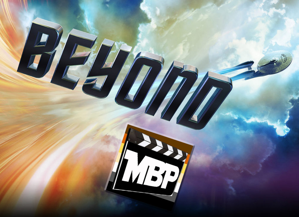 MBP e193 - 'Star Trek Beyond' (7/28/16)    This week, we hop aboard the Enterprise and once again join Kirk, Spock, Bones, and the rest on an epic space adventure. How does this film stack up to the previous two installments? Tune in to find out! Click through to listen.