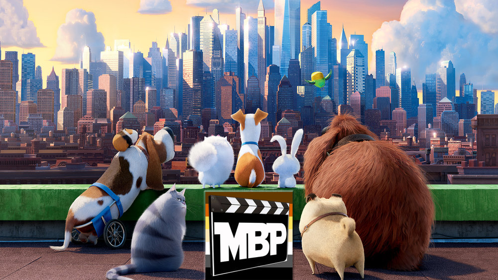 MBP e191 - 'The Secret Life of Pets' and Indie Watch (7/14/16)    It's Pet Week on the Movie Bears Podcast! Our own animal companions join us for a review of 'The Secret Life of Pets.' Plus, the return of our Indie Watch segment. This week, we tackle 'Hunt for the Wilderpeople' and 'Swiss Army Man.' Click through to listen.