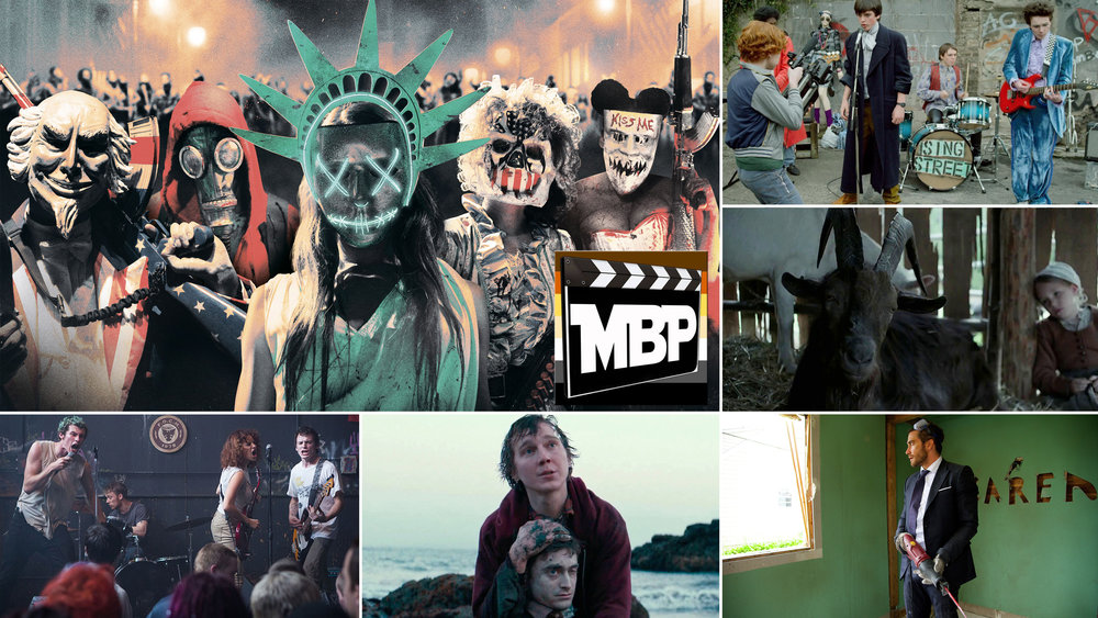 MBP e190 - Best Movies of 2016 (So Far) and 'The Purge: Election Year' (7/7/16)    The boys are back with a countdown of our favorite movies of the year... at least, so far. Then, we roll up our sleeves and review 'The Purge: Election Year.' Is this film a bloody good time or just a bloody mess? Tune in to find out! Click through to listen.
