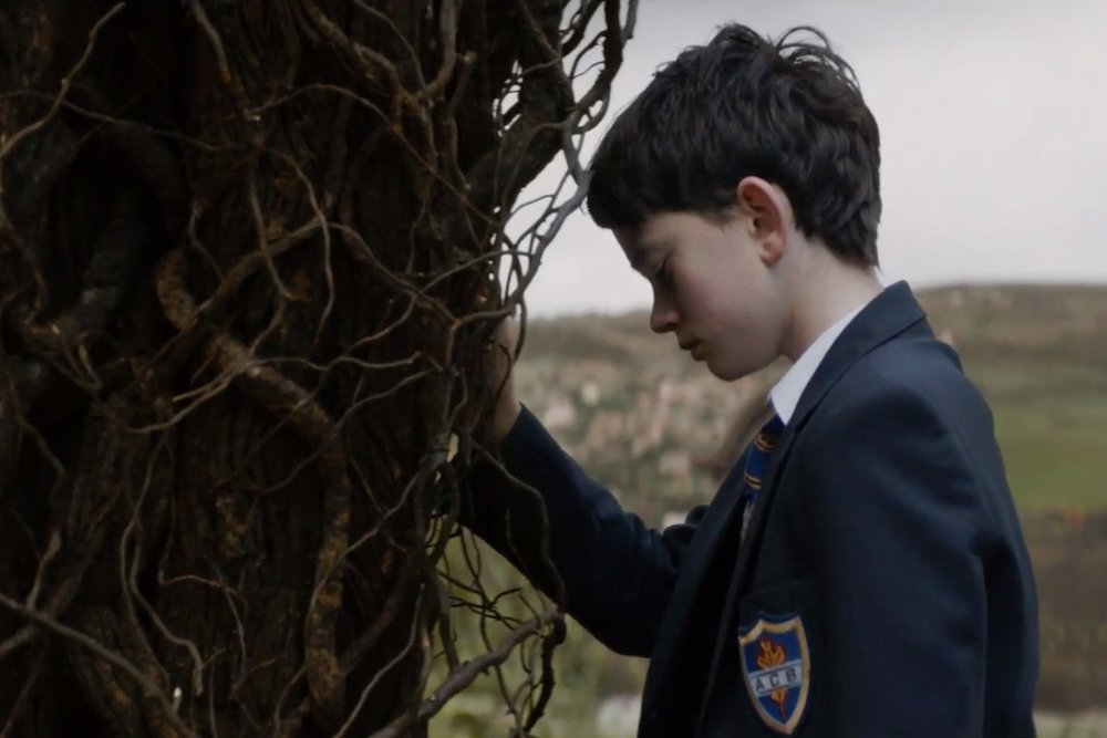 A Treatise on Grief: 'A Monster Calls' Film Review  by Will Lindus