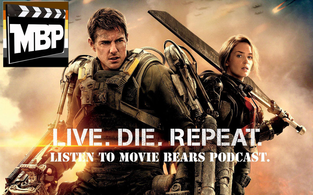 MBP e81 - 'Edge of Tomorrow' (6/13/14)   Tom Cruise is back for a sci-fi action adventure on repeat! Tom Cruise is back for a sci-fi action adventure on repeat! Tom Cruise is back for a sci-fi action adventure on repeat! Click through to listen!