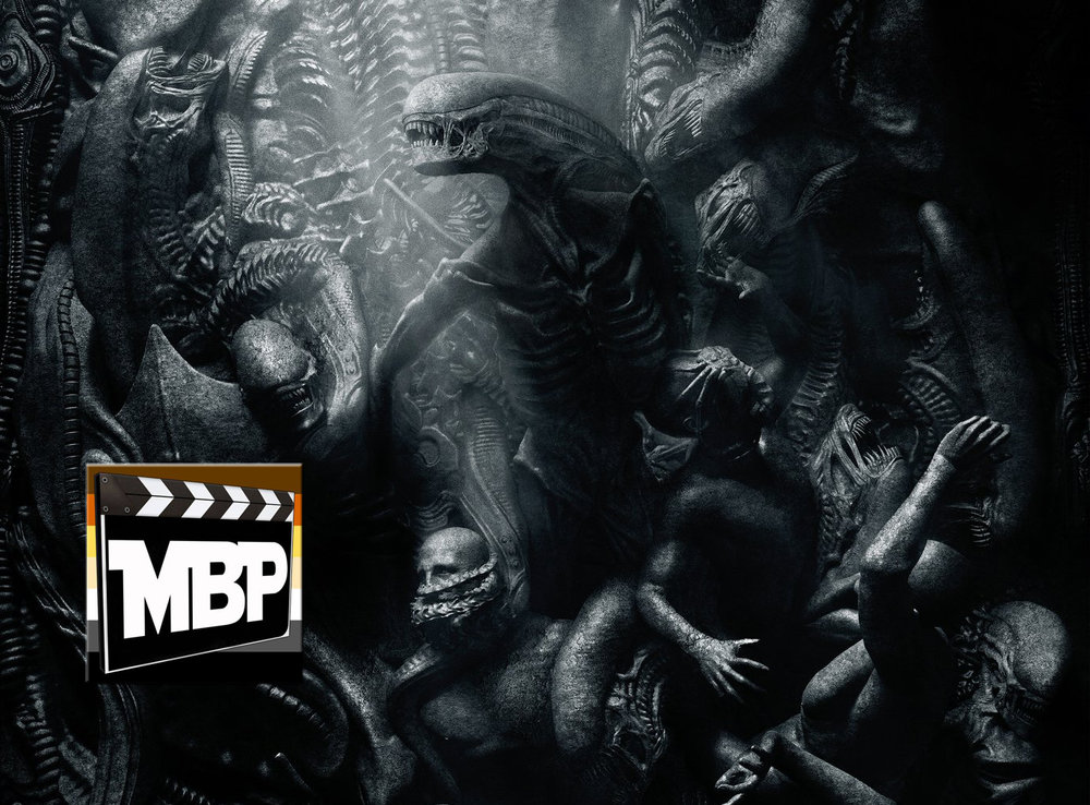 MBP e234 - 'Alien: Covenant' (5/26/17)    In space, no one can hear you scream. But what about cheer? Or maybe even jeer? Find out what noise the boys are generating for 'Alien: Covenant' by film legend Ridley Scott in this week's episode. Click through to listen!