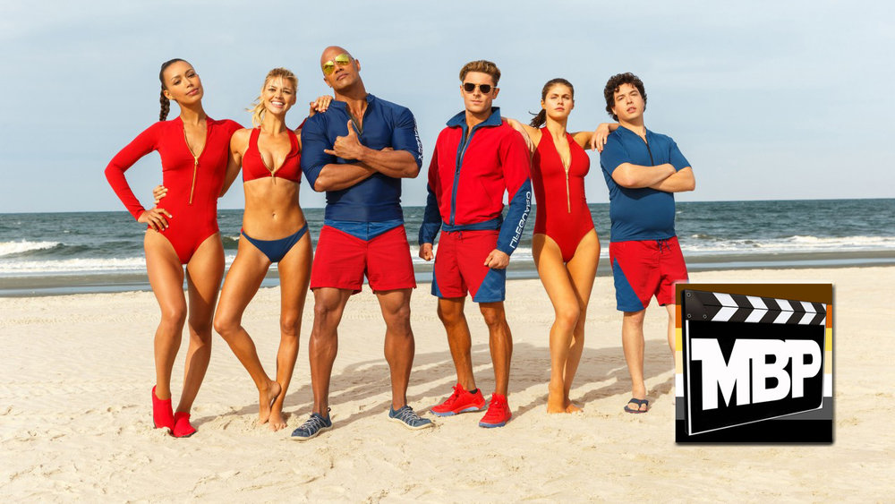 MBP e235 - 'Baywatch' (6/3/17)    This week, all three hosts of the Movie Bears Podcast gathered in Tucson to watch and review 'Baywatch' together. Click through to listen!