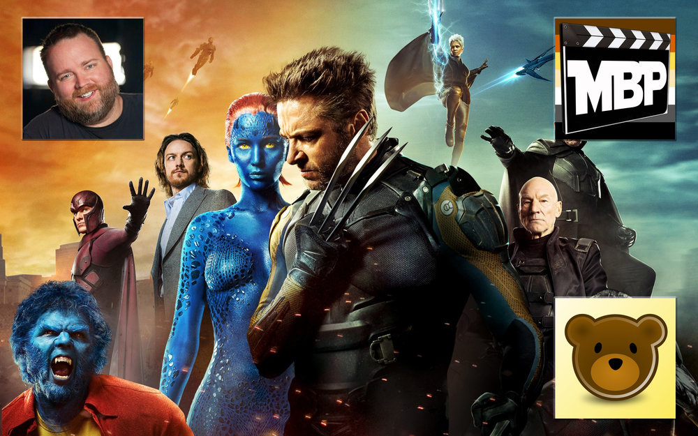 MBP e79 - 'X-Men: Days of Future GROWLr' (5/30/14)   Special guest Coley Cummiskey - creator and CEO of the popular bear networking app GROWLr - joins the guys this week to review the newest X-Men flick from director Bryan Singer. Click through to listen!