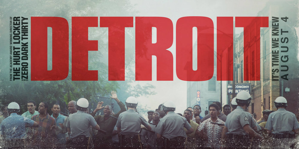 A Terrifying Reality: 'Detroit' Film Review  by Will Lindus
