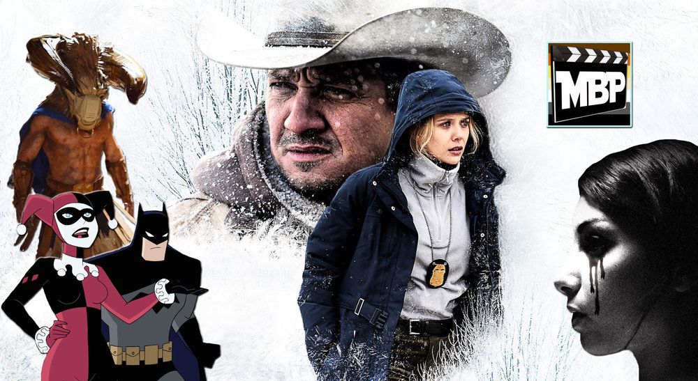MBP e249 - 'Wind River' and VOD Catch-Up (9/1/17)    Here on the Movie Bears Podcast, we're big fans of writer Taylor Sheridan, who wow'ed us with his scripts for 'Sicario' and 'Hell or High Water.' His latest film, 'Wind River,' puts Sheridan in the director's chair for his script about a murder on an Arapaho reservation. How does this film stack up to his previous works? We also tackle a trio of streaming picks available on VOD. Click through to listen!