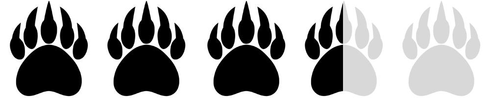 Bear Paws 3.5