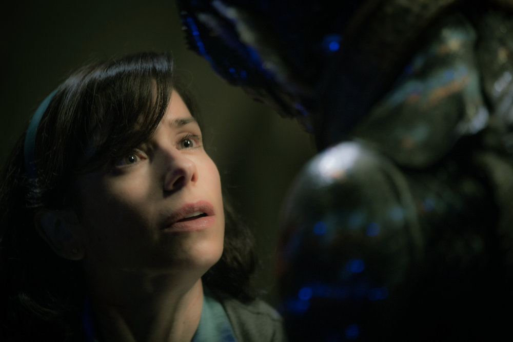 'The Shape of Water' Film Review  by Will Lindus (12/8/2017)
