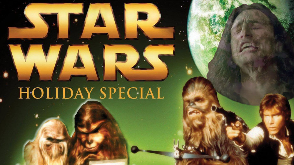 MBP e263 - 'The Star Wars Holiday Special' and 'The Disaster Artist' (12/15/17)    With just a week until 'Star Wars: The Last Jedi,' we've got Wookies on the brain. What better way to scratch that itch than with 'The Star Wars Holiday Special.' Speaking of universally panned movies, we also talk about 'The Disaster Artist,' the James Franco send-up of the cult classic 'The Room.'