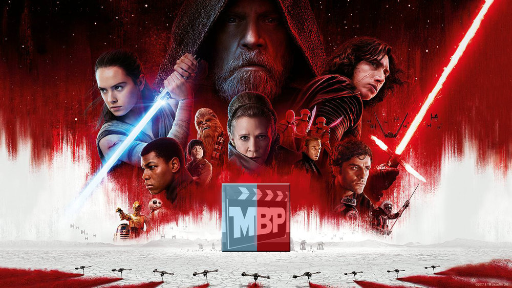 MBP e264 - 'Star Wars: The Last Jedi' and the MBP 5th Anniversary Special (12/22/17)    For our 5th anniversary, we decided the perfect way to celebrate would be to invite a few of our favorite guests (Mike Lovins and Felipe Garcia-Vargas) to join us for a passionate review / discussion about the latest Star Wars film, 'The Last Jedi.' Come join us too by clicking through and listening!