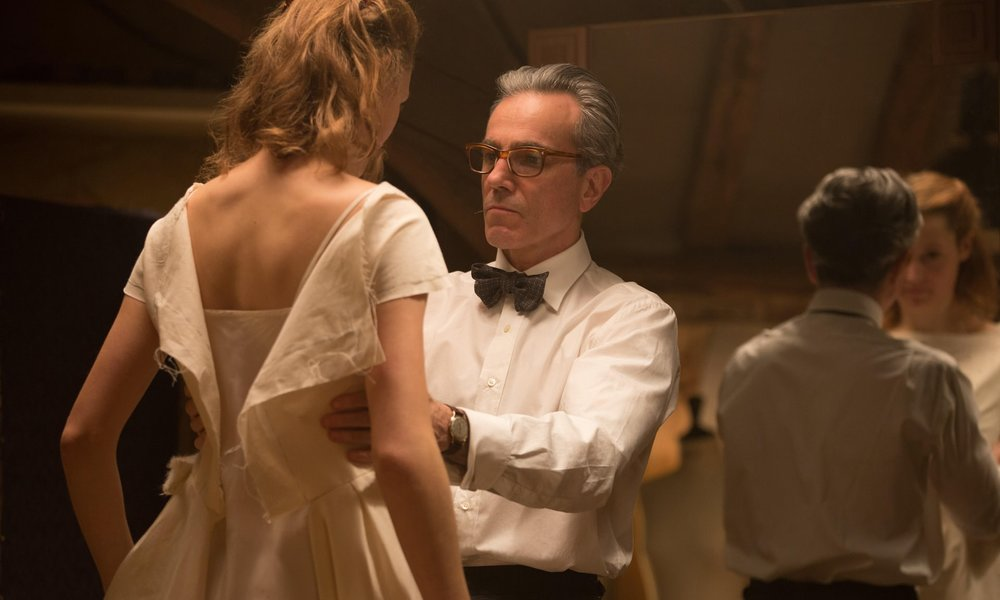 'Phantom Thread' Film Review  by Will Lindus (1/12/2018)