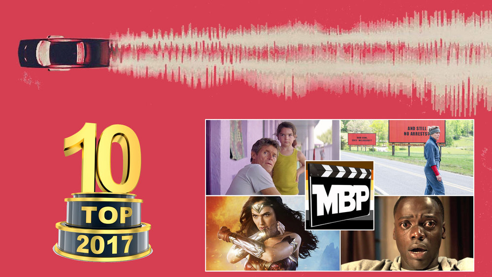 MBP e267 - Top Ten Films of 2017 (1/19/18)    2017 was a fantastic year of film, and it was very hard for us to narrow our list down to our ten favorites. But, somehow, we did it! Join us as we countdown our faves from last year.