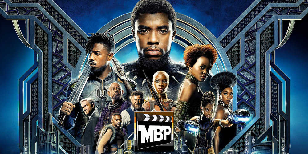MBP e271 - 'Black Panther' (2/23/18)    Wakanda Forever! Okay, so the biggest movie of the week - and potentially, even the year - is Marvel's 'Black Panther.' On this week's episode, we're john by Steve of the Sacramento Movie Bears as we both review the film and discuss its impact on the cinematic landscape. Give it a listen!