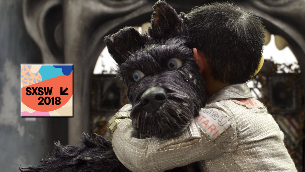 I Love Dogs - An 'Isle of Dogs' Film Review  by Will Lindus