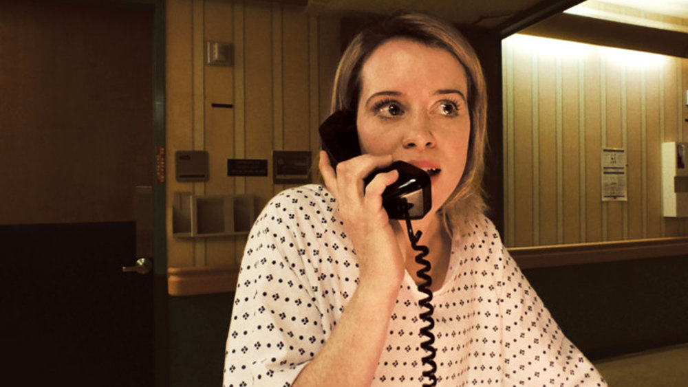 'Unsane' Film Review  by Will Lindus (3/23/2018)
