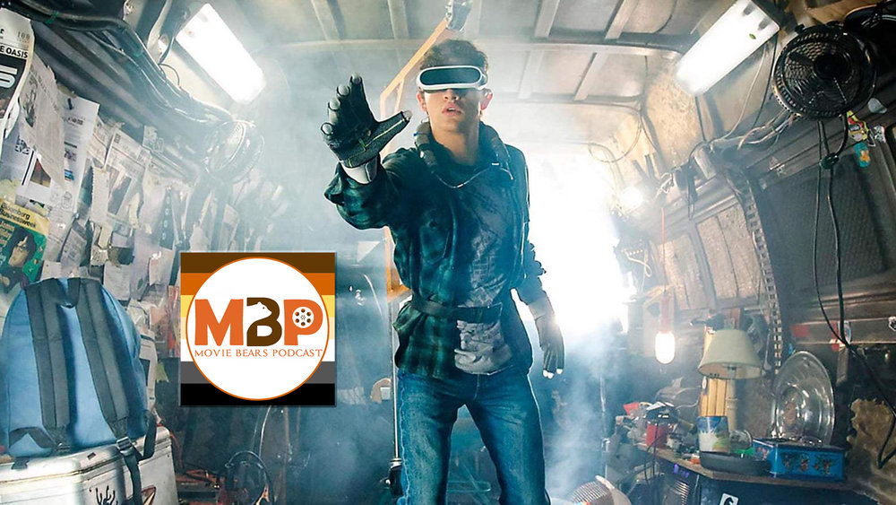 MBP e277 - 'Ready Player One' (4/6/18)    This week, Players One, Two, Three, and our special guest Player Four - Adrian Charlie of The Green Screen of Death podcast - dive in to the Oasis for a spirited review of Steven Spielberg's 'Ready Player One.'
