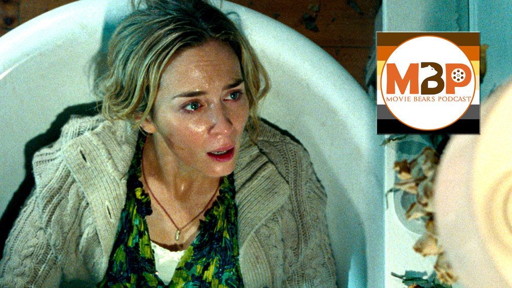 MBP e278 - 'A Quiet Place' (4/13/18)    We raved about it after SXSW 2018, but now that 'A Quiet Place' is in theaters nationwide, what is it about this movie that appeals so much to us? We won't stay quiet about it... click the link and listen up!