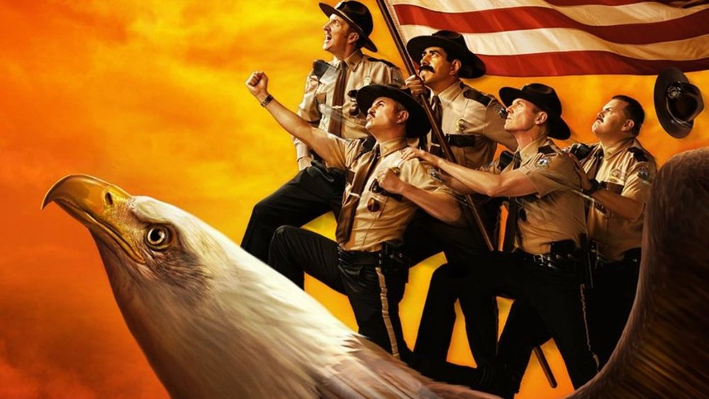'Super Troopers 2' Film Review  by Will Lindus