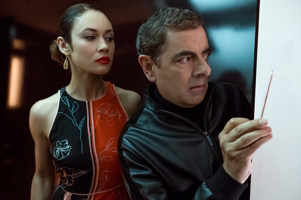Johnny English Strikes Out: A 'Johnny English Strikes Again' Film Review  by Will Lindus (10/26/2018)