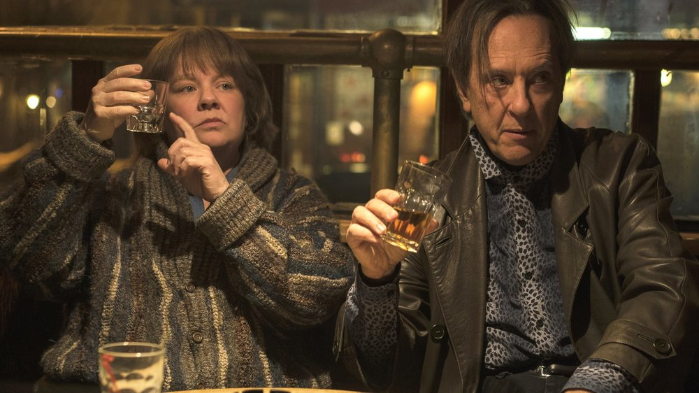 Caustic Wit: A 'Can You Ever Forgive Me?' Film Review  by Will Lindus (11/3/2018)