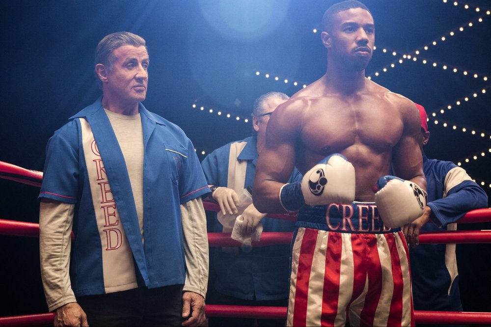A Powerful Punch: A 'Creed 2' Film Review  by Will Lindus (11/21/2018)