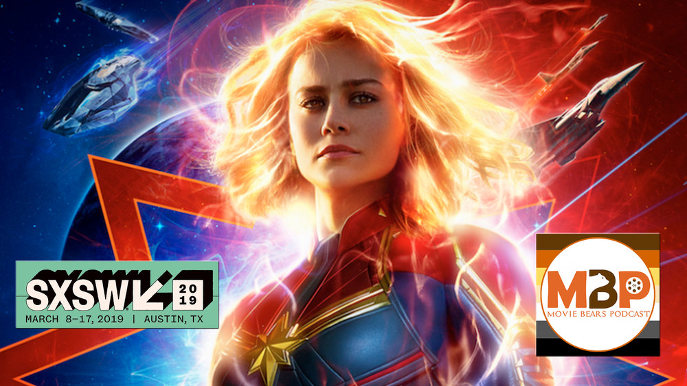 M   BP e313 - 'Captain Marvel' and SXSW Highlights (3/19/19)    After an amazing week spent binging the next big films at  #SXSW  in Austin TX, we're back in the podcast saddle and ready to dish on some of the highlights from another amazing festival of film, friends, and fun. PLUS: A little movie called  #CaptainMarvel  recently came out. What do we think of it and how does it stack up against the other MCU films? Listen in to hear our thoughts and to share your comments in a review of the show.