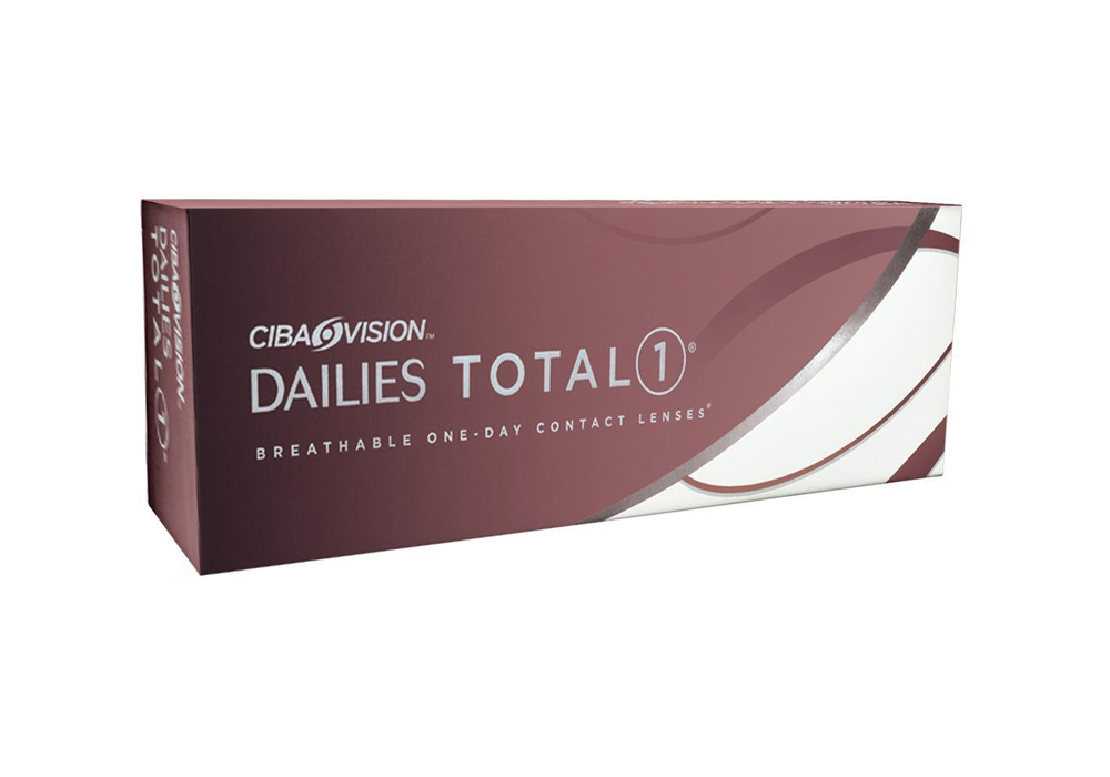 Ciba Vision Dailies Total 1 $45.00 per box