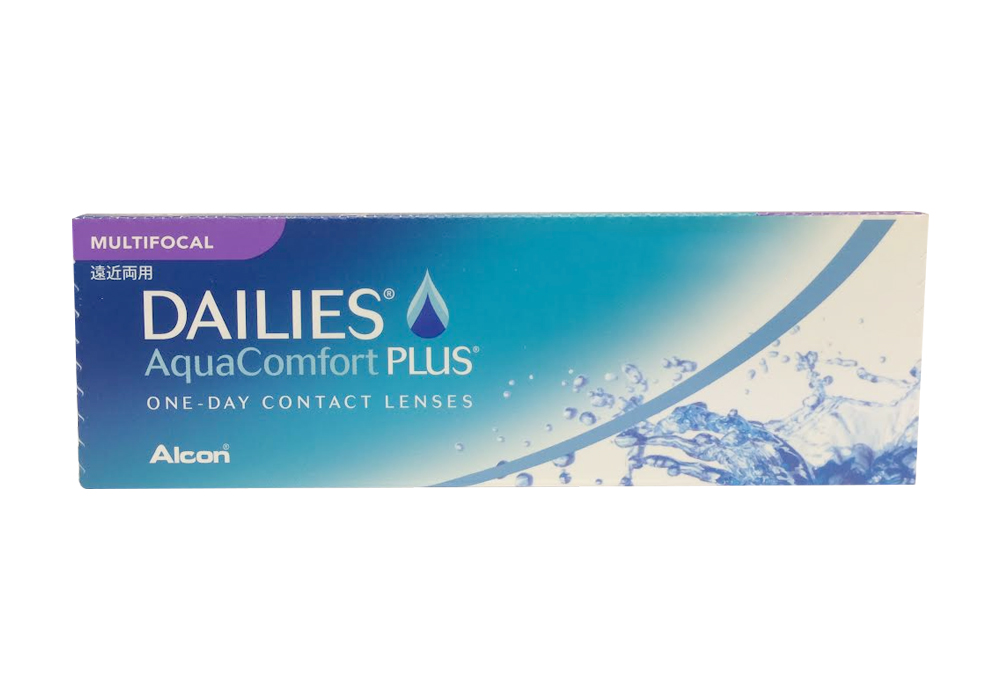 Alcon Dailies AquaComfort Plus Multifocal $40.00 per box