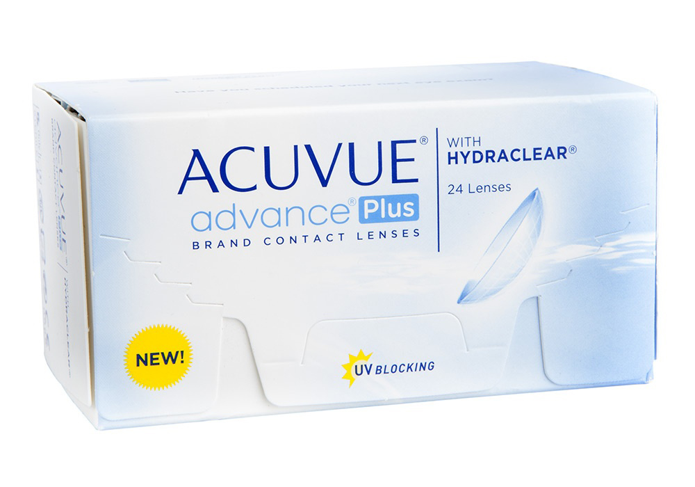 Acuvue Advance Plus 24s