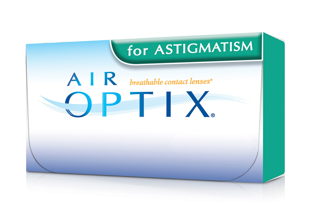 Alcon Air Optix for Astigmatism $70.00 per box