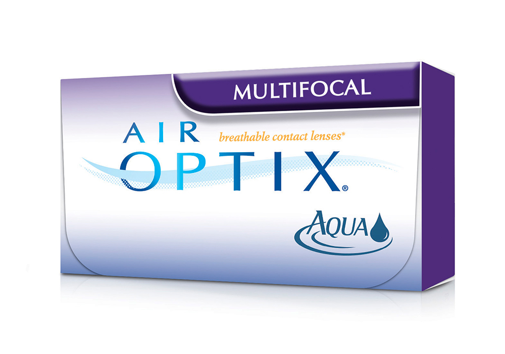 Alcon Air Optix Multifocal $85.00 per box