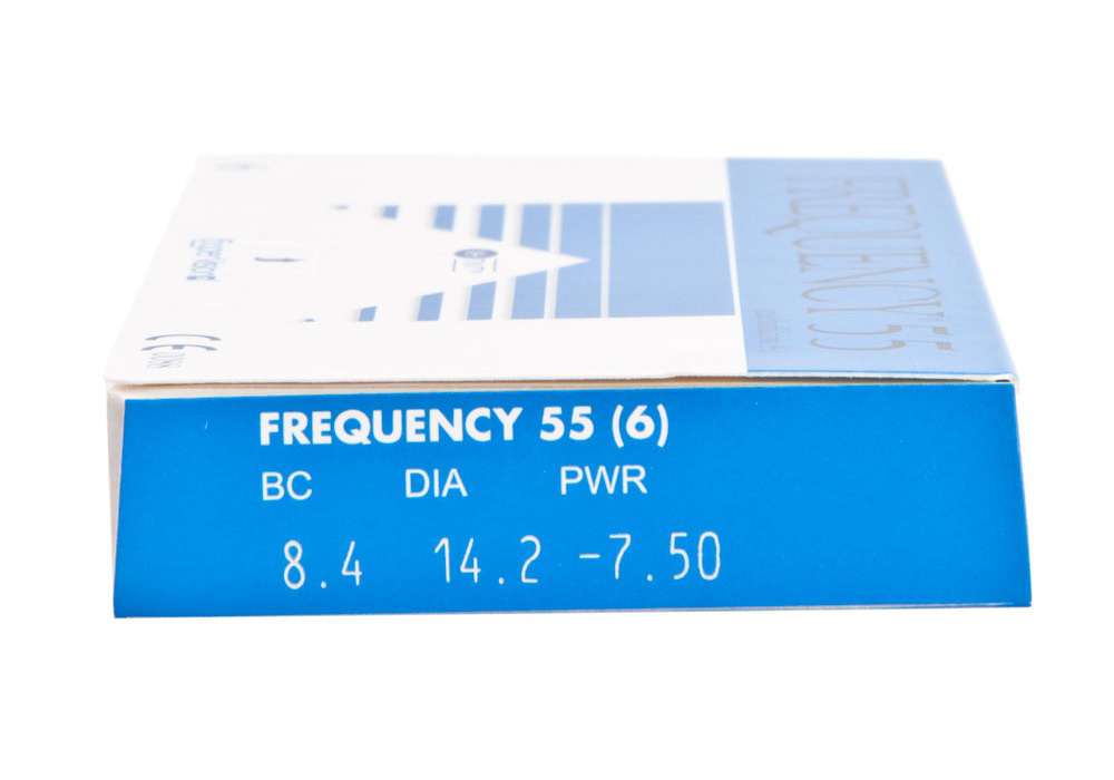 Frequency 55 side