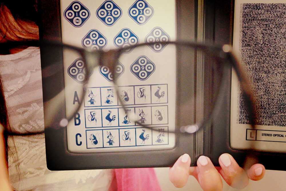 Assessment of 3-D vision can help identify and even treat undetected vision problems especially in children.